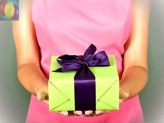 выбор подарка в день рождения
