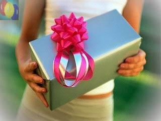 выбор подарка на день рождения
